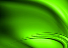 Grüner Auszug Lizenzfreies Stockfoto