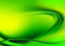 Grüner Auszug Stockfotografie