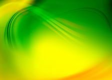 Grüner Auszug Lizenzfreies Stockbild