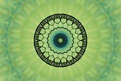 Grüner Auszug Vektor Abbildung