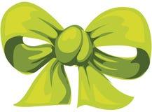 Grüner Bogen Stockfotos