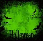 Grüner dunkler Hintergrund Lizenzfreies Stockbild