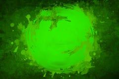 Grüner dunkler Hintergrund Stockfotos