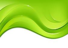 Grüner Entwurf Stockfotografie