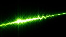 Grüner Entzerrer vektor abbildung