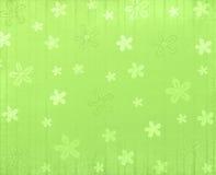 Grüner Frühlingshintergrund Lizenzfreie Stockbilder