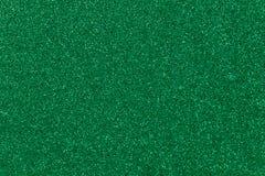 Grüner Funkelnhintergrund lizenzfreie stockbilder