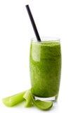Grüner Gemüsesmoothie Lizenzfreie Stockbilder