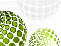 Grüner Geschäftshintergrund Stockbilder