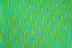 Grüner Gewebebeschaffenheitshintergrund Lizenzfreie Stockbilder