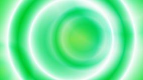 Grüner grafischer Bewegungshintergrund Stockbild