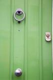 grüner Griff in London-Antike Lizenzfreies Stockbild