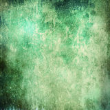Grüner grunge Hintergrund Lizenzfreies Stockfoto
