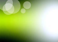 Grüner Hintergrund Lizenzfreie Stockfotografie
