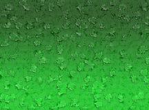 Grüner Hintergrund Stockfoto