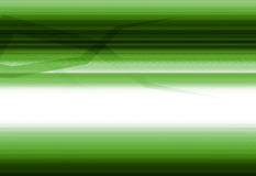 Grüner Hintergrund der Hightech Lizenzfreie Stockfotos