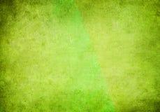 Grüner Hintergrund des Schmutzes Stockfotografie