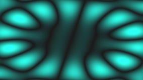 Grüner Hintergrund metamorphoses stock video