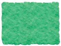 Grüner Hintergrund von Plasticine lizenzfreie stockfotos