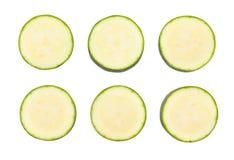 Grüner Kürbis stockbilder