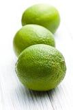 Grüner Kalk stockfotos