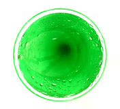Grüner Kreis Stockfotos