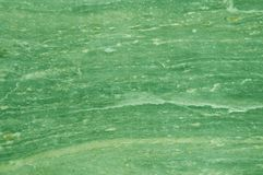 Grüner Marmor Stockfotos
