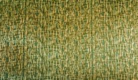 Grüner materieller Beschaffenheitshintergrund Lizenzfreie Stockbilder
