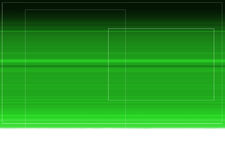 Grüner moderner Auszug lizenzfreie stockfotografie