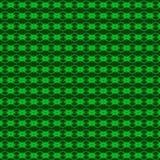 Grüner Musterhintergrund lizenzfreie abbildung