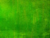 Grüner nasser Hintergrund Stockfoto