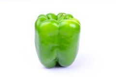 Grüner Paprika Stockfoto