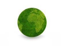 Grüner Planet Lizenzfreie Stockbilder
