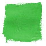 Grüner quadratischer Hintergrund Lizenzfreies Stockfoto