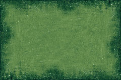 Grüner Rand Lizenzfreies Stockfoto