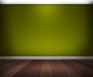 Grüner Raum-Hintergrund stock abbildung