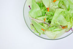 Grüner Salat _1 Lizenzfreie Stockfotografie