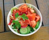 Grüner Salat _1 stockfotos