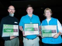 2012 grüner Schulgipfel Stockfotos