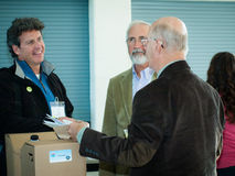2012 grüner Schulgipfel Lizenzfreies Stockfoto