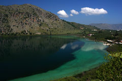 Grüner See Kuna Lizenzfreie Stockfotografie