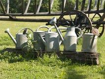 Grüner Sommer Garten Royalty Free Stock Photos