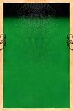 Grüner Swimmingpool Stockbild