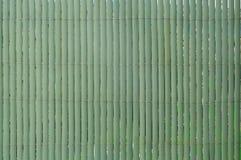 Grüner synthetischer Hürdenhintergrund stockfotos