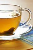 Grüner Tee Stockfoto
