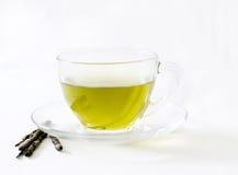 Grüner Tee Lizenzfreies Stockfoto