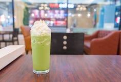 Grüner Tee Stockbilder