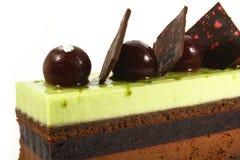 Grüner Tee der Cocos Stockbilder