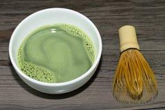 Grüner Tee Matcha Lizenzfreies Stockbild