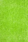 grüner Teppich Stockbild